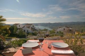 Malaga uitzicht