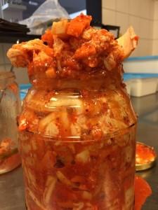 kimchi uit de pot (Medium)
