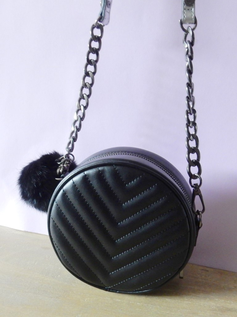 Onwijs New in: Leren circle bag by Chantal Bles van TOV Essentials DF-61