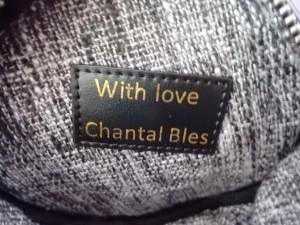 With love Chantal Bles (Medium)
