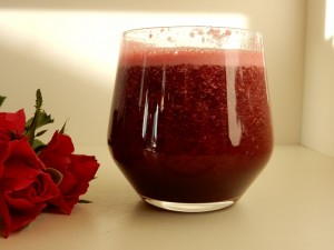 rode biet bloem (Medium)