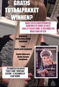 Actie hairforce (Medium)