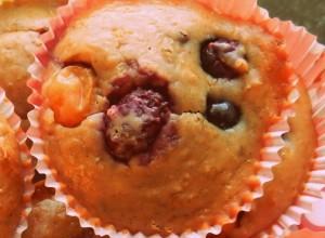 1 muffin (Medium)