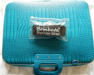 Review Bombata laptoptas schouderband (Medium)